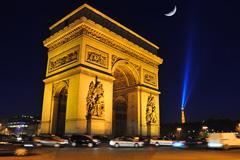 夜色~巴黎 Paris