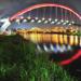 璀璨之夜。彩虹橋 by 歐拉豬