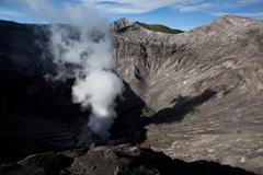 印尼。婆羅摩火山 by 動感小帆