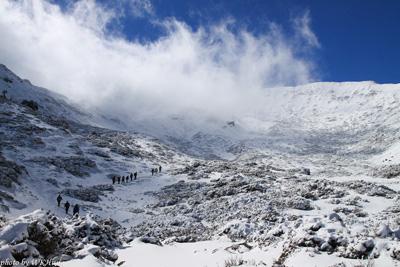 雪山之冬 by WKHung