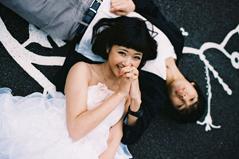 少男少女的婚紗寫真 by kennychi