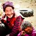 那些人。在西藏的旅程中