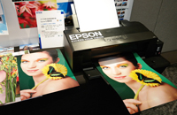Epson專業相片列印機系列 單張印材0.1元起!