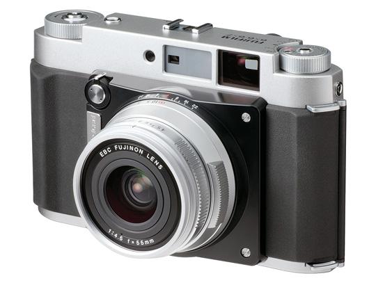 超越全片幅!富士將推出更大片幅數位相機
