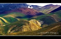 認識中南美系列 - 安地斯山脈 (阿根廷)