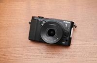 Nikon V3 -輕巧極意,秒速顛峰